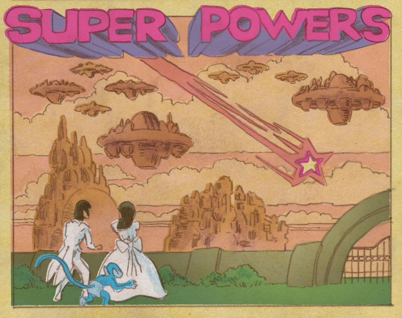Super Powers, Part Three