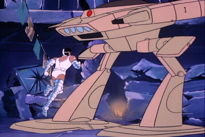 Brainiac's Attack Robots