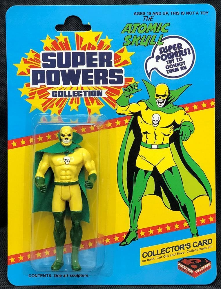 Atomic Skull (Super Powers figure)