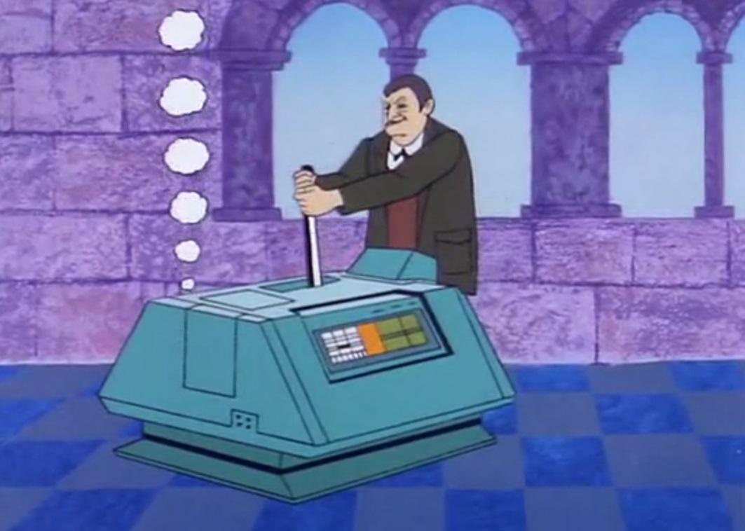 Gulliver's Shrinking Machine