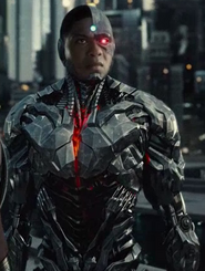 Cyborg Ray Fisher (DCEU Justice League)