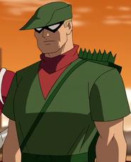 Green Arrow (JL - New Frontier)