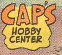 Cap's Hobby Center