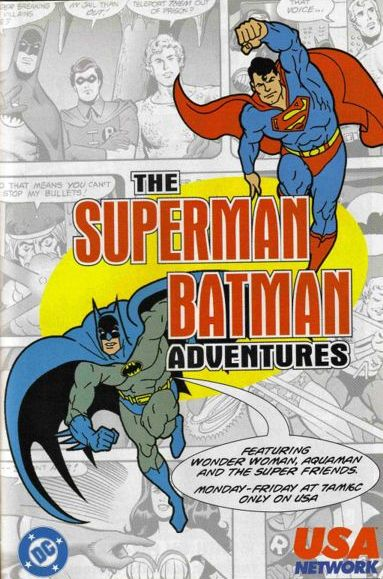 The Superman/Batman Adventures