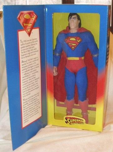 Superman (Superman: Man of Steel K-Mart Exclusive figure)