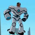 (2016) Cyborg Khary Payton (JL Action)