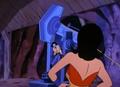Wonder Woman SF Win The Duel