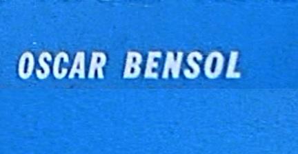 Oscar Bensol