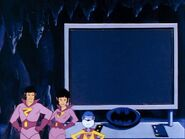 BatCave (07x03b - Invasion of the Space Dolls)
