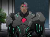 (2014) Cyborg Shemar Moore (DCAMU Justice League War)