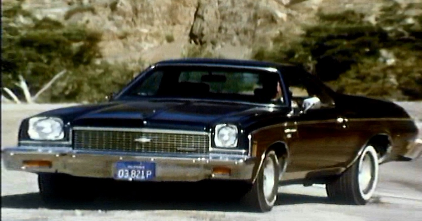 Joel's car