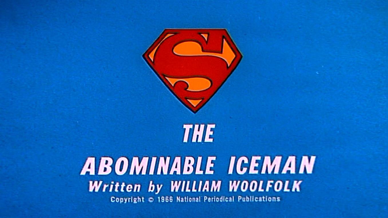 The Abominable Iceman