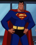 -1996-2000- Superman Tim Daly (DCAU, Superman TAS)