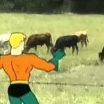 Aquaman Dance Party - ADP5 - A Cow Ranch