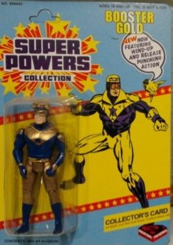 Booster Gold (Super Powers figure)