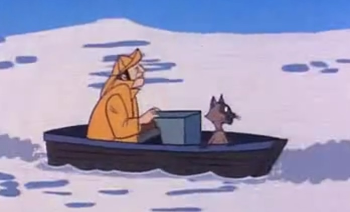 Gulliver's boat