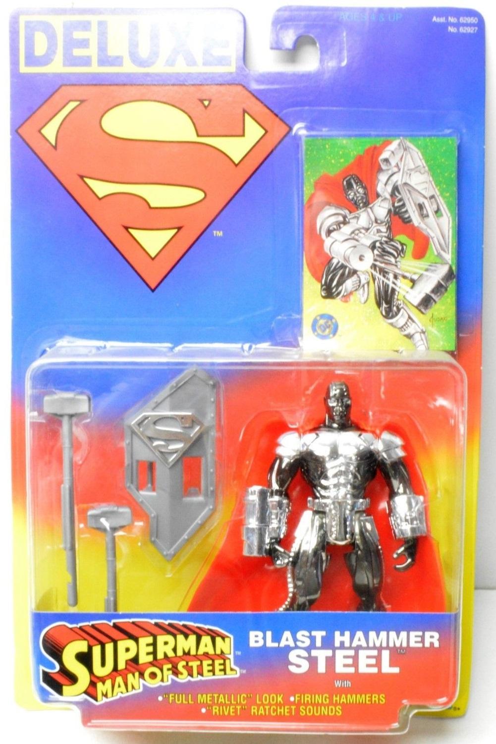 Blast Hammer Steel