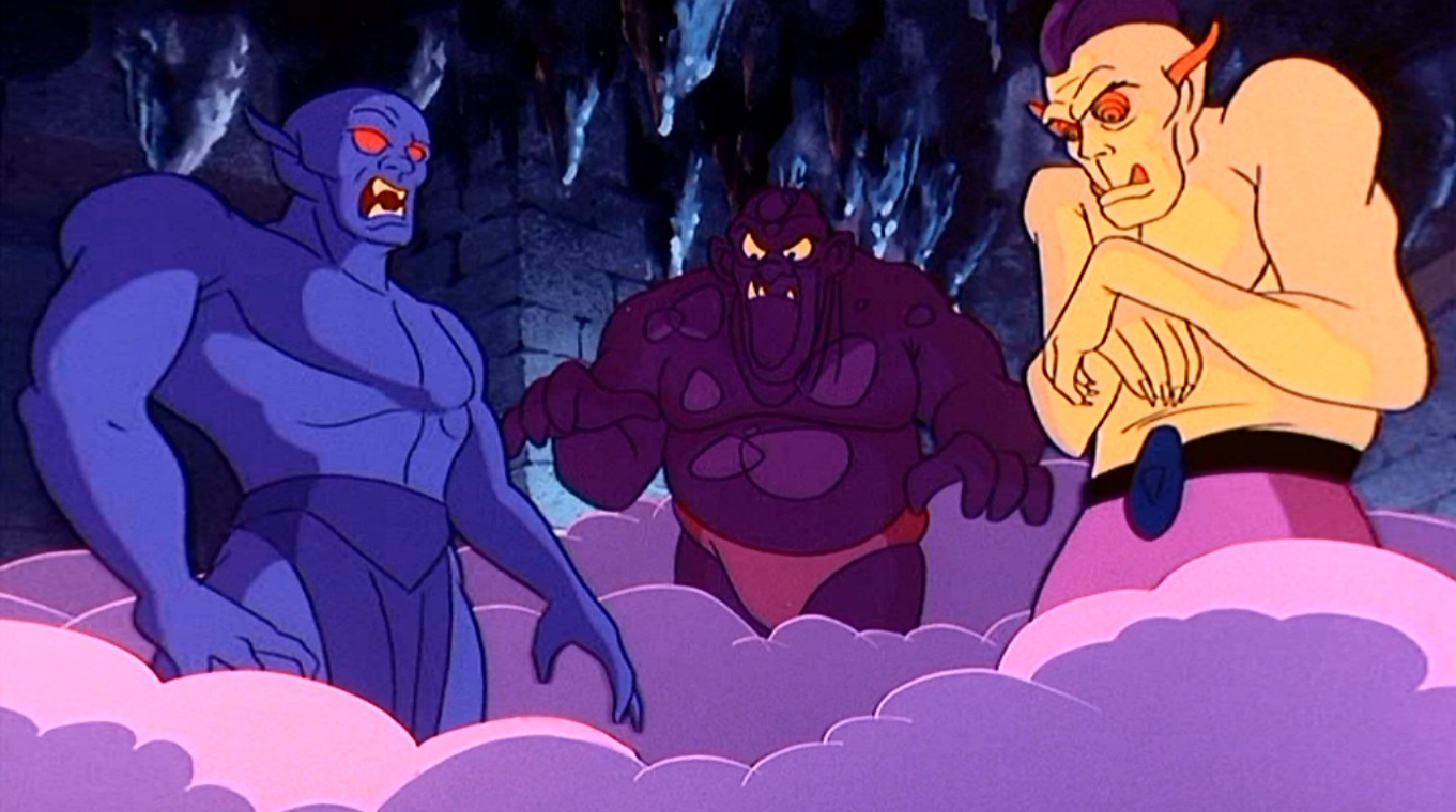 Demons Three