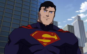-2018- Superman Jerry O'Connell (DCAMU - Death of Superman)