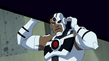 (2014) Cyborg Avery Kidd Waddell (JLA Adventures, 2014)