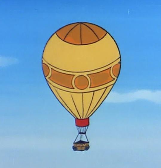 Gulliver's Balloon