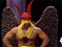 Hawkman Bill Nuckols (Legends of Supeheroes)