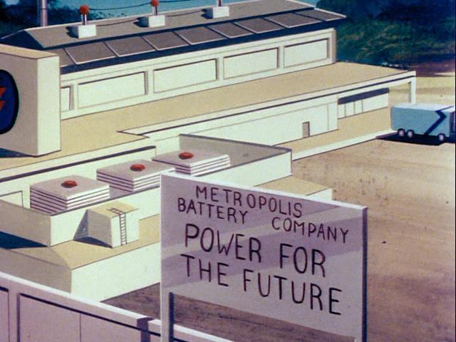 Metropolis Battery Company