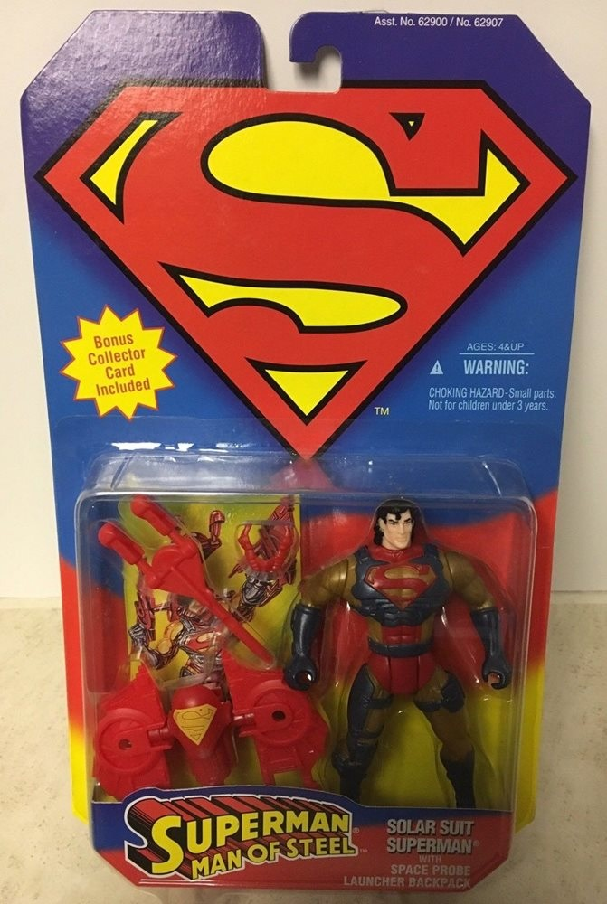 Solar Suit Superman