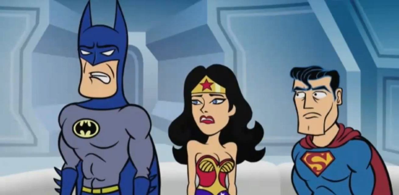 That's What Super Friends Are For