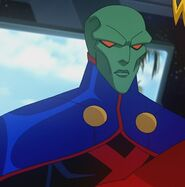 Martian Manhunter (JLA Crisis on Two Earths)
