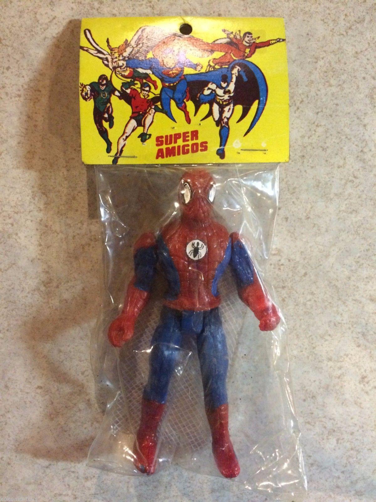 Spider-Man (Super Amigos figure)