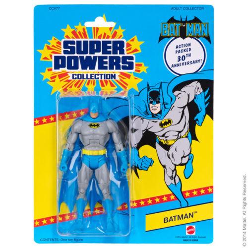 Batman (DC Universe-Super Powers figure)