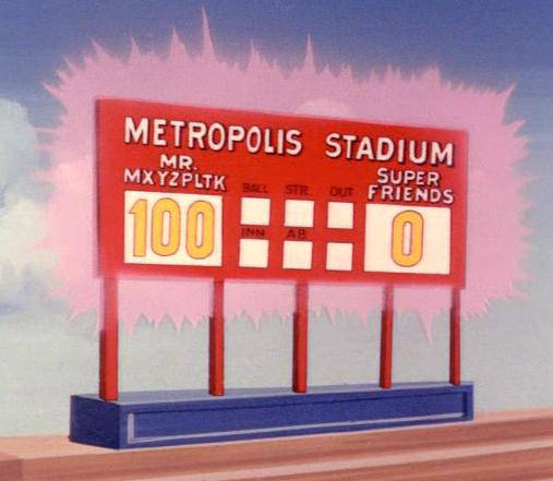 Metropolis Stadium