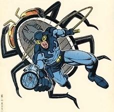 Blue Beetle's Bug