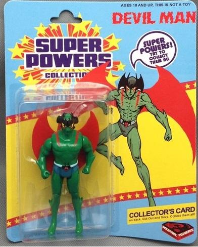 Devilman (Super Powers figure)