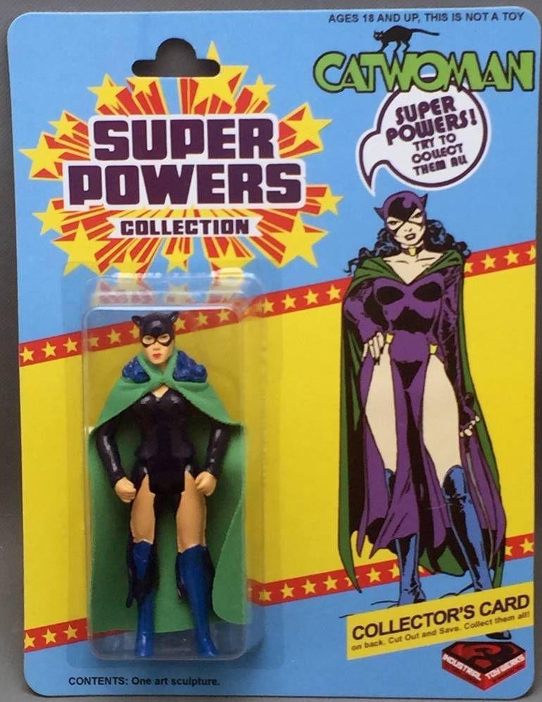 Catwoman (Super Powers figure)