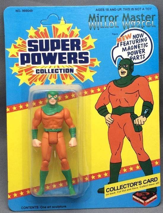 Mirror Master (Super Powers figure)