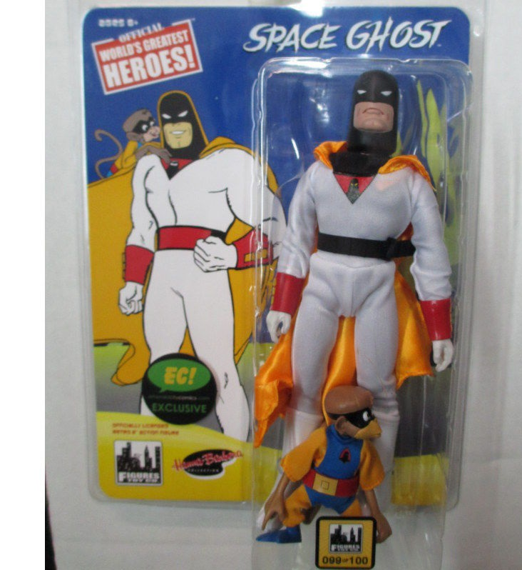 Space Ghost (Official World's Greatest Heroes! Figure)