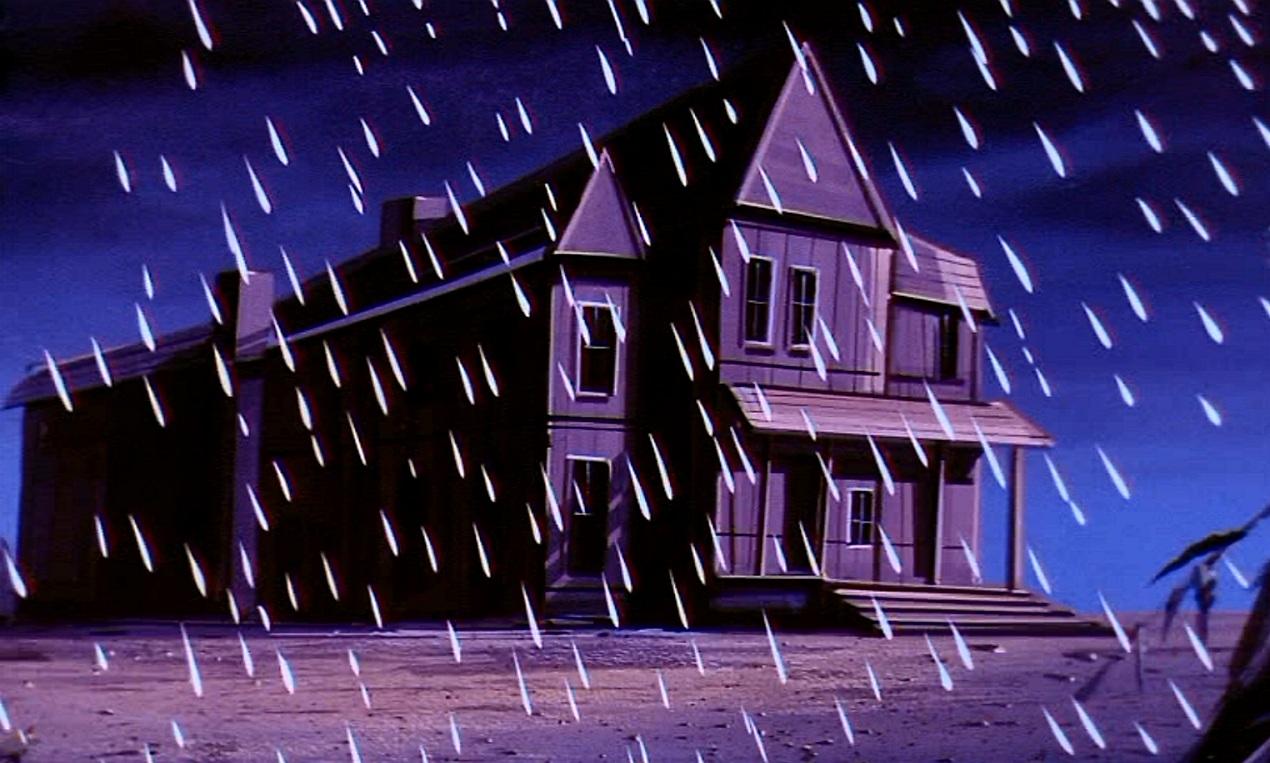 Scarecrow's Farm House