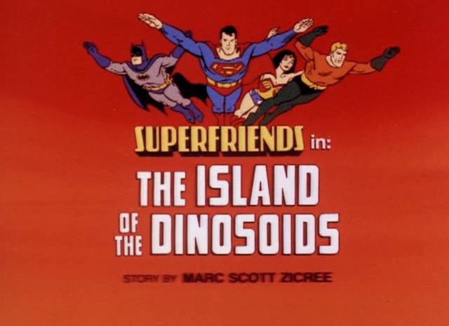 The Island of the Dinosoids
