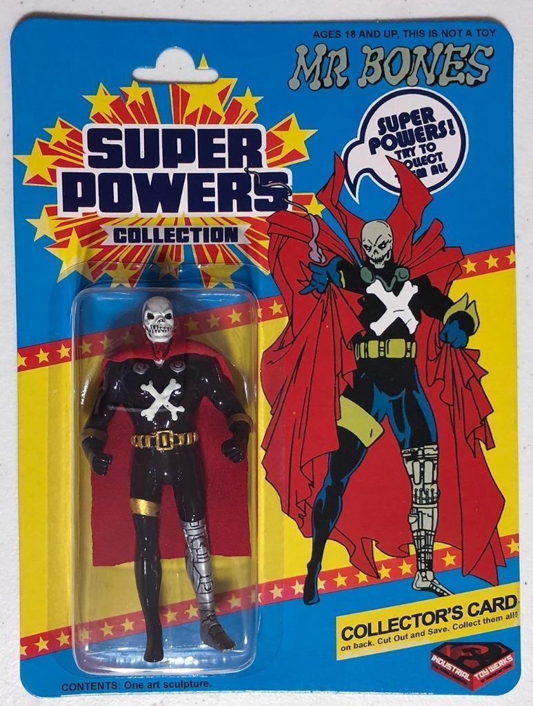 Mr. Bones (Super Powers figure)
