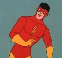 Kid Flash (The Monster Machine) 5