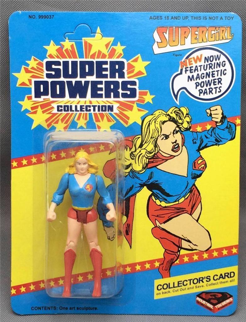 Supergirl (Super Powers figure)