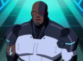 (2012) Cybgorg Bumper Robinson (JL - Doom)