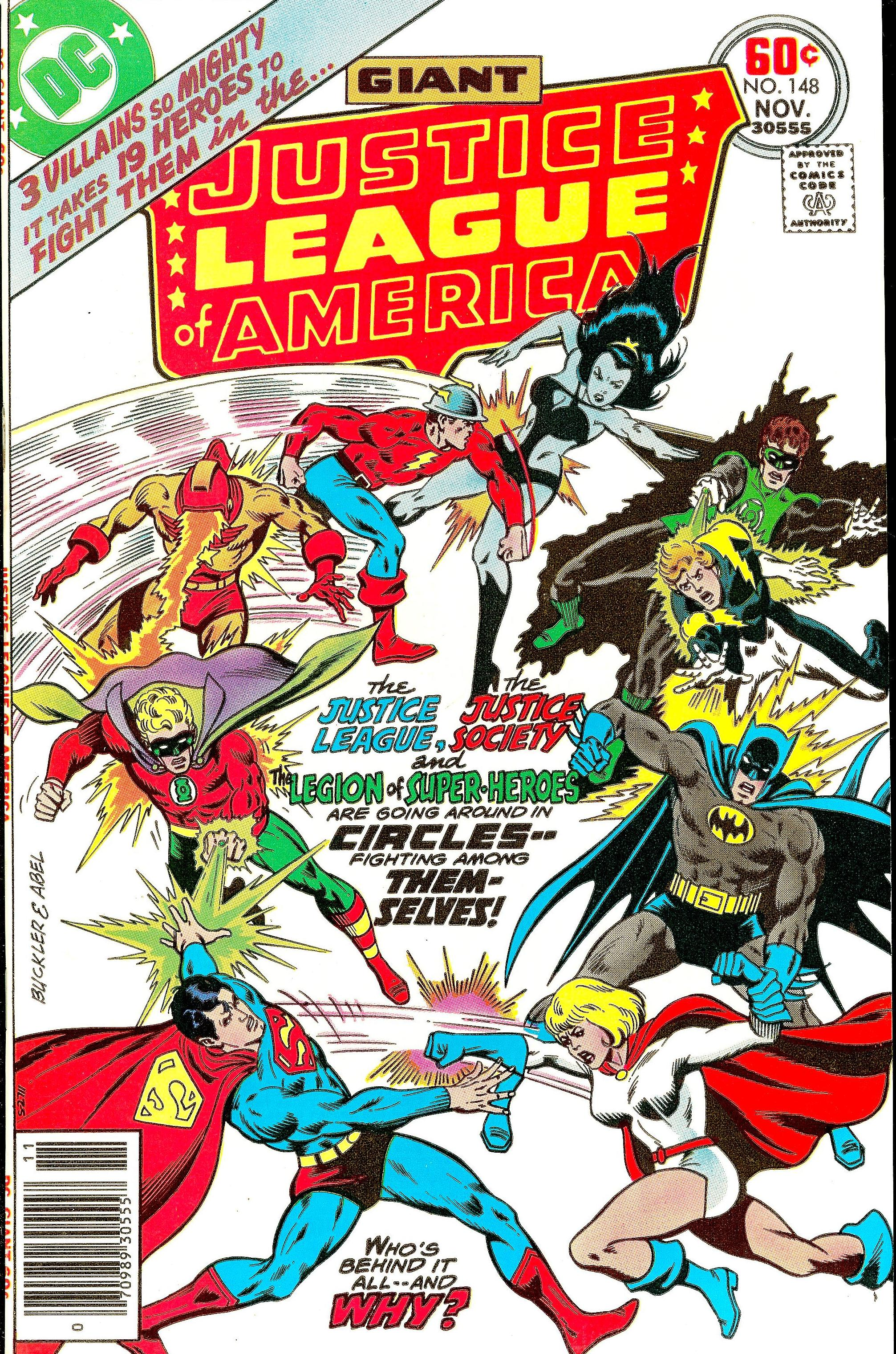 Justice League of America (comic book)