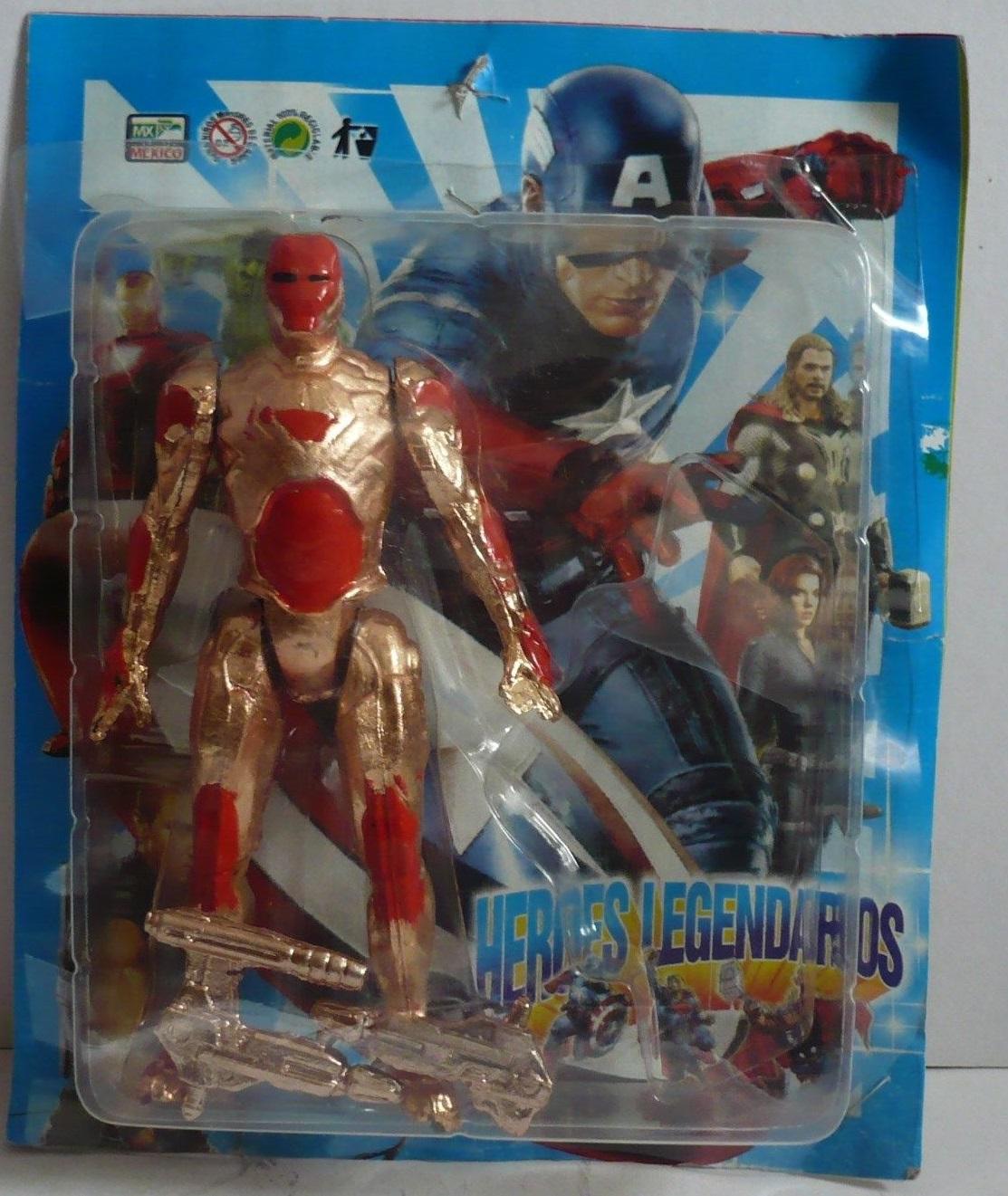 Iron Man (Legendary Heroes figure)