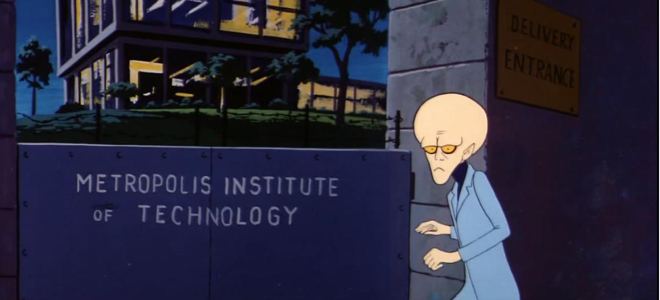 Metropolis Institute of Technology