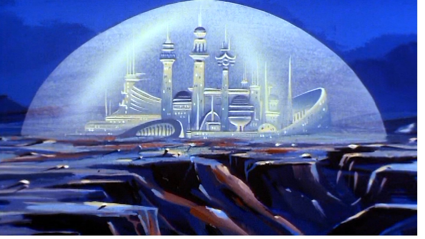Earth's capitol city