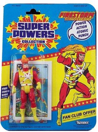 Firestorm (SuperPowers Figure)