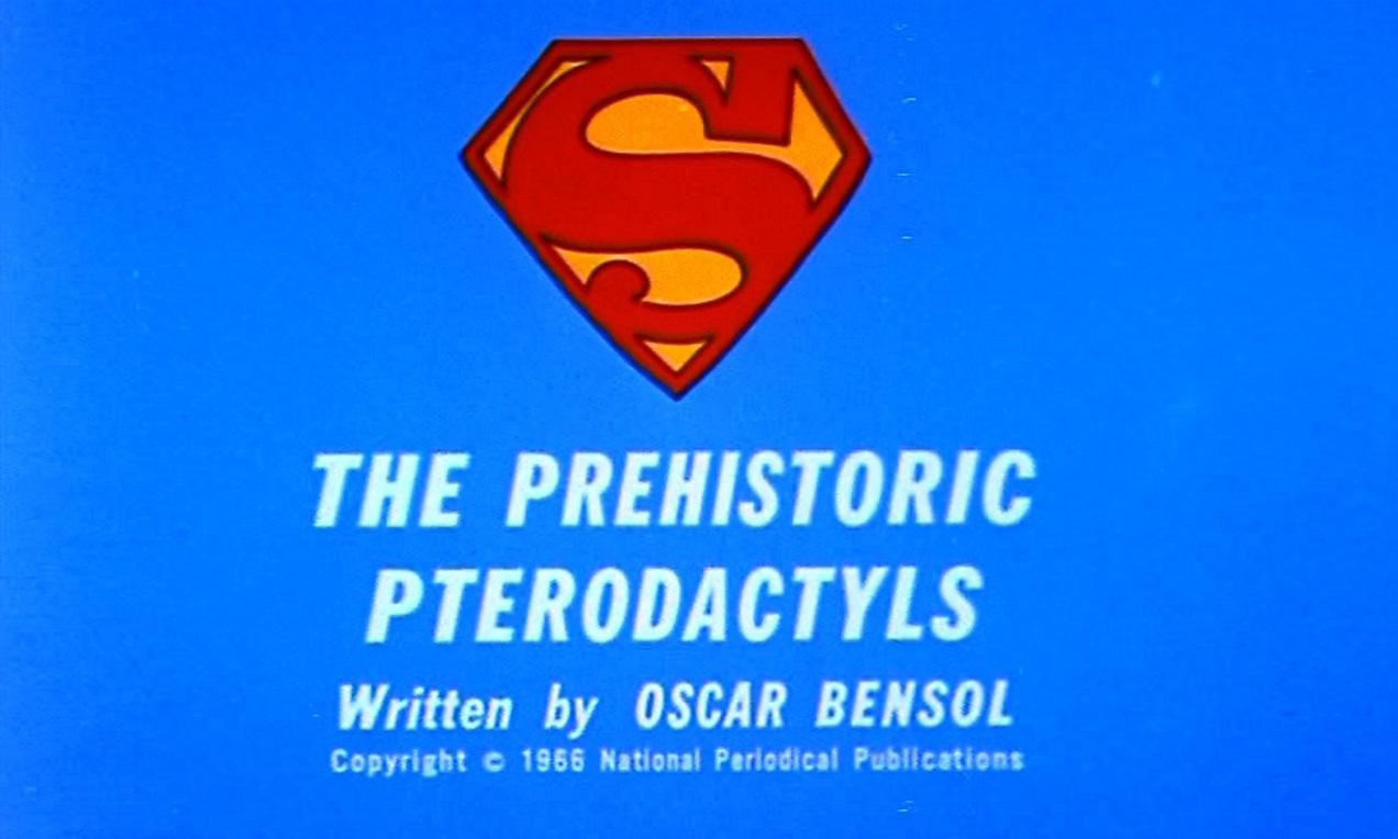 The Prehistoric Pterodactyls